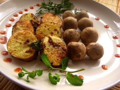 cartofi si ciupercute 11
