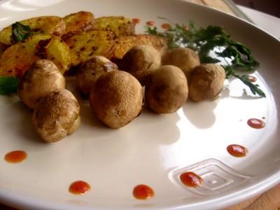 cartofi si ciupercute 16