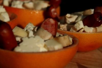 cosulete cu ciuperci si carnati 07