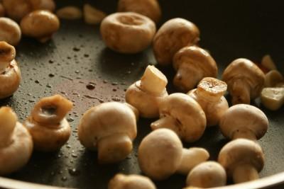 orez cu ciuperci 06
