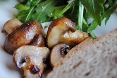piept de porc cu champignon 16